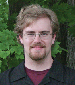 Josh VanBrakle The Wings of Dragons author photo